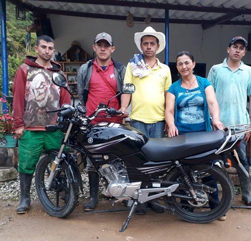 Entrega de moto 10-12-2018 (2)